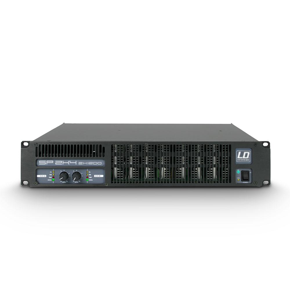 SP 2K4 - Âm ly 2 kênh