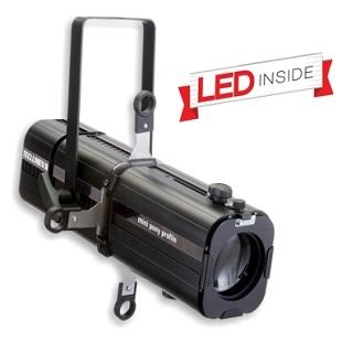 TECLUMEN LED MINI PONY PROFILE DMX 3000 K