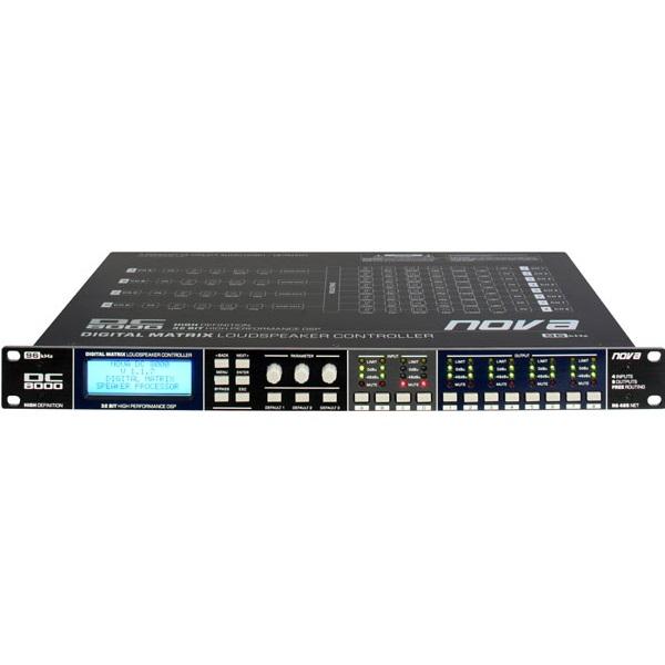 Nova - DC8000 Bộ xử lý tín hiệu chuyên dụng
