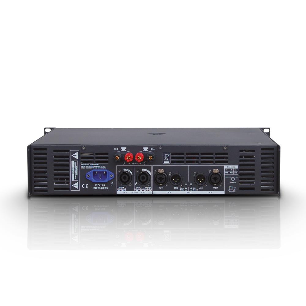 Âm ly 2 kênh chuyên dụng cho PA,  Karaoke - Deep 2 1600 - LD Systems