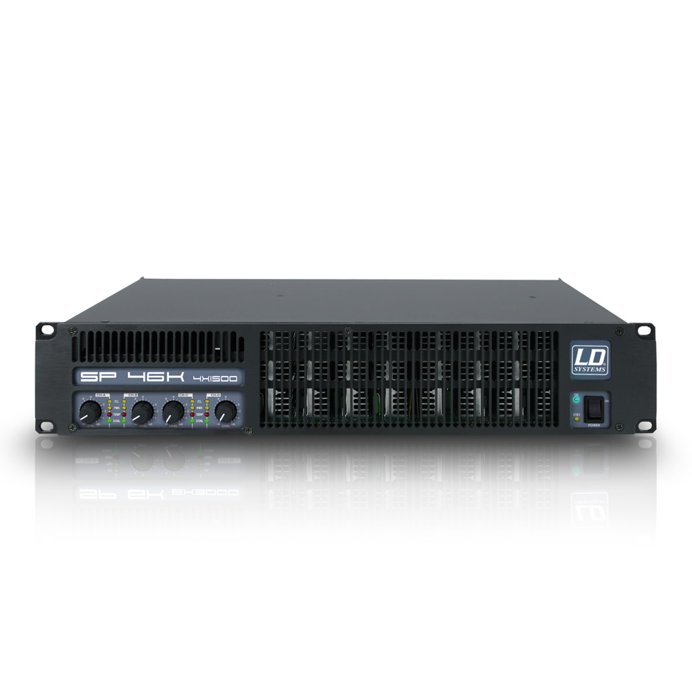 SP 46K - Âm ly 4 kênh