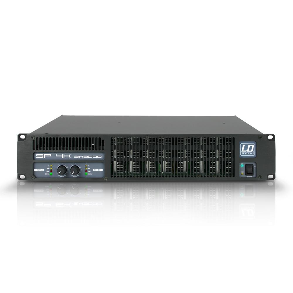 SP 4K - Âm ly 2 kênh