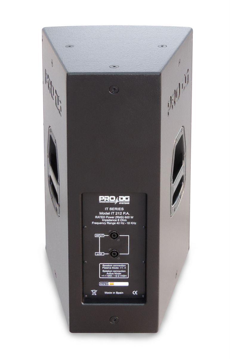 IT 212 PA - Pro DG