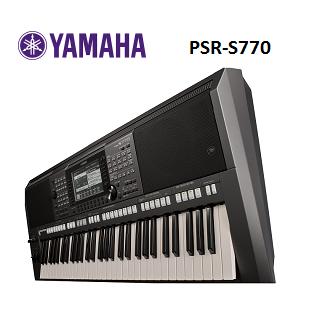 YAMAHA KEYBOARD PSR-S770