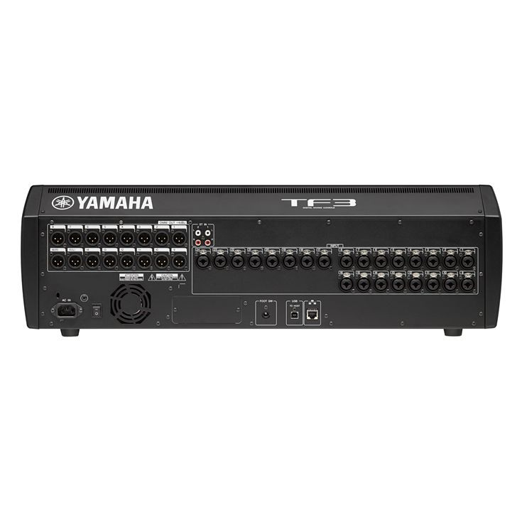 Mixer số Yamaha 24 đường TF3