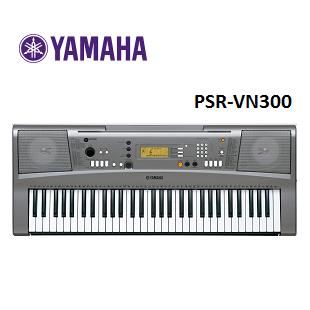 YAMAHA KEYBOARD PSR-VN300