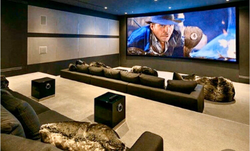 Home Cinema - Karaoke