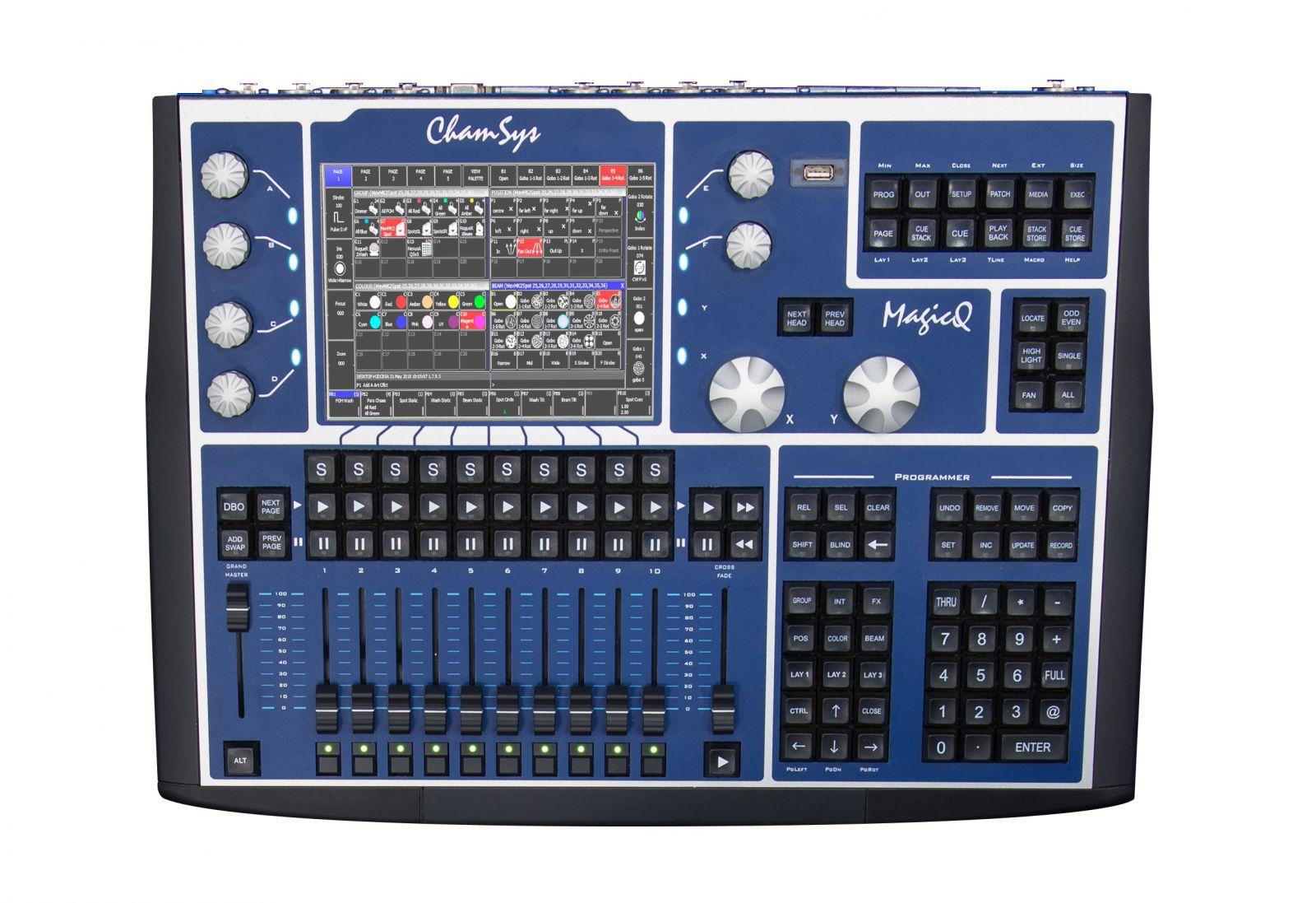 MagicQ MQ60