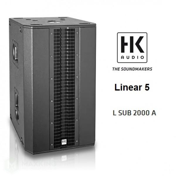 HK AUDIO LINER 5 L SUB 2000A