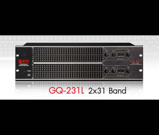 Bộ cân bằng tần số GQ 231 L